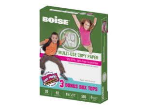 Boise Box Tops for Education