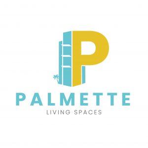 Palmette Logo Identity