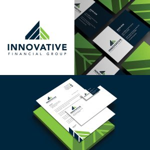 Financial Group Identity & Branding